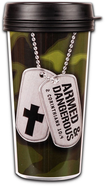 Insulated Tumbler - Dogtags