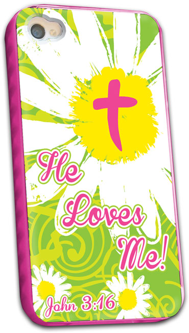 iPhone Case - He Loves Me