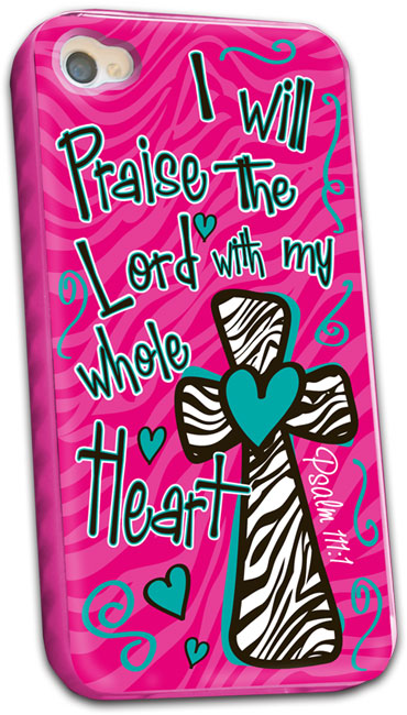 iPhone Case - Praise The Lord