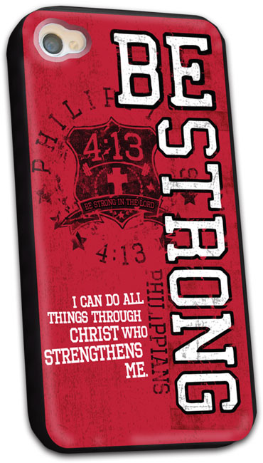 iPhone Case - Be Strong
