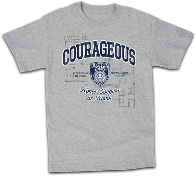 Adult T - Courageous Athletic