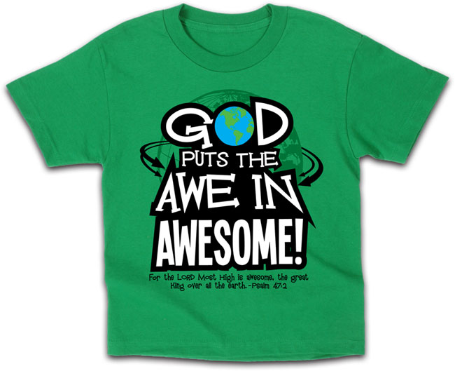 Kidz T - Awe In Awesome