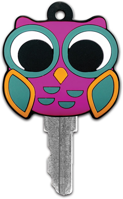 Key Cover - Owl