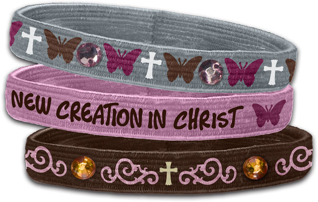 Stretch Bangles - New Creation (3 Pk)