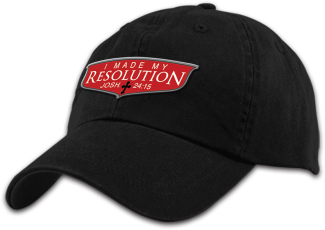 Cap - Courageous Resolution