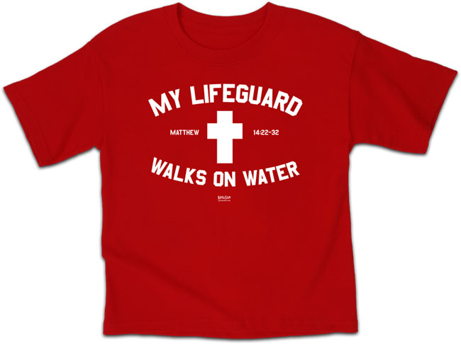 Youth T - Lifeguard