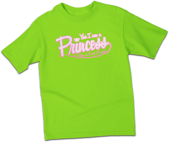 Youth T - Princess